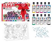 Marabu Window Color 'fun & fancy', Kit FOR YOU