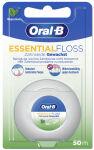 Oral-B Fil dentaire Essentialfloss, 50 m, goût de menthe