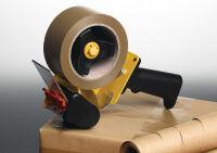 NOPI dévidoir à main Packer pour rouleau de 50mm x 66m, noir