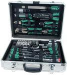 BRÜDER MANNESMANN Boîte à outils, 108 pièces