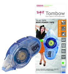Accessoire, TOMBOW Recharge 'MAXI POWER TAPE', 8,4 mm x 16 m