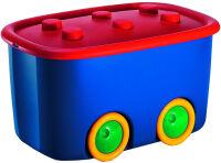 smartboxpro Boîte de rangement 'Funny Box L', 46 litres