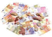 JPC Kit 'initiation Euro', 65 billets & 80 pièces, en sachet