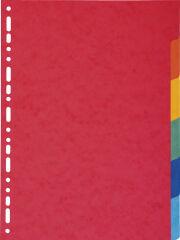 EXACOMPTA Intercalaires en carton, A4, 6 touches