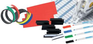 Accessoire, FRANKEN Set d'accessoires pour tableau planning