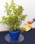 rillstab Tapis de protection pour sols durs, rond