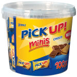 LEIBNIZ Barre de biscuits 'PiCK UP! Choco minis', pack