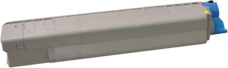 OKI Toner pour OKI MC 861, jaune