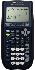 TEXAS INSTRUMENTS Calculatrice graphique TI-82 Advanced