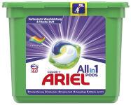 ARIEL Lessive 3in1 PODS COLOUR & STYLE, 24 lavages