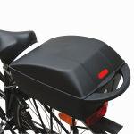 FISCHER Top case pour vélo, verrouillable, volume: 11 l