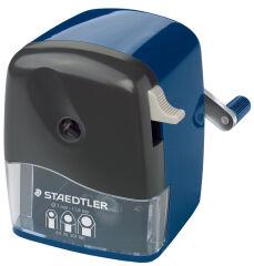 STAEDTLER Machine à tailler à reservoir Mars, bleu