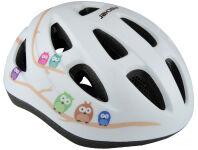 FISCHER Casque de vélo pour enfants 'hibou', taille: S/M