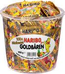 HARIBO bonbons gélifiés aux fruits l'ours d'or, dans une