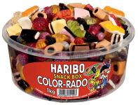 HARIBO bonbons gélifiés aux fruits COLOR-RADO, dans une