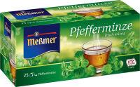 Meßmer Thé 'menthe poivrée', frais-épicé, paquet de 25