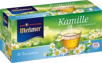 Meßmer Thé 'camomille', arômes doux, paquet de 25