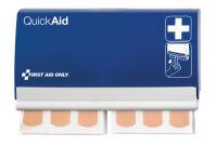 FIRST AID ONLY Distributeur pansements adhésifs, élastique