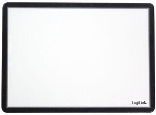 LogiLink Tapis de souris avec insertion de photo,