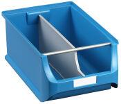 allit Bac à bec ProfiPlus Box 5, en PP, bleu