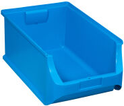 allit Bac à bec ProfiPlus boîte 5, en PP, bleu