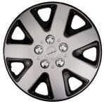 GOODYEAR Enjoliveur de roue 'Flexo', argent, 14' (35,56 cm)