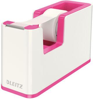 LEITZ Dévidoir de table WOW Duo Colour, équipé, bleu