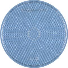 Hama Plaque pour perle midi 'grand rond', transparent