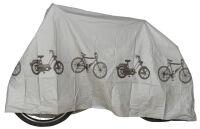 FISCHER Housse de protection pour vélo,(L)2.000 x (H)1.100mm
