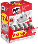 Pritt roller correcteur Compact Flex, multi pack 16