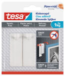 Clou adhésif Powerstrips pour papiers peints et plâtre 1kg - Tesa