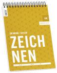 RÖMERTURM Bloc pour artistes 'DESSINER', A3, 50 feuilles