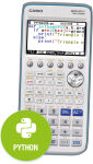 CASIO Calculatrice graphique Graph 90+E, mode examen