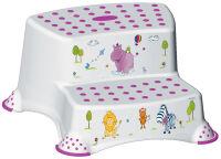 keeeper marche-pied enfants 'igor hippo', deux niveaux,