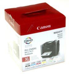 Canon Encre PGI-2500XL pour Canon Maxify, multipack
