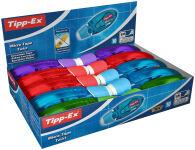 Tipp-Ex Ruban correcteur 'Micro Tape Twist', présentoir
