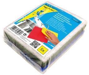 Peggy Perfect Pad de nettoyage, paquet de 5