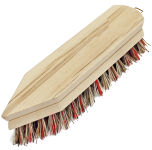 Peggy Perfect Brosse, bois naturel, pointu