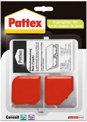 Pattex Set de lisseurs de joints, 2 pièces, en plastique,