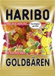 HARIBO Bonbons gélifiés aux fruits Ours d'or,sachet de 200 g