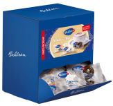 Bahlsen Winter-Mix, dans un présentoir en carton