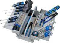 HEYTEC Caisse à outils 'JUNIOR', équipé, 28 pièces