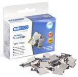 RAPESCO Clips à documents Supaclip 60, 250 pièces,