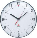 ALBA Horloge murale HORCLAS, montre à quartz, noir