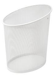 ALBA Corbeille à papier 'MESHCORB', fil d'acier, 18 L, noir