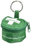 CEDERROTH Masque respiratoire, dans un étui porte-clés