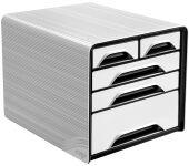 CEP Module de classement Smoove CLASSIC, 5 tiroirs, blanc /