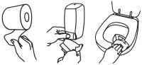 Fripa WC-Sitz-Desinf