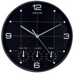 UNiLUX Horloge/horloge à quartz 'ON TIME', diamètre: 305 mm,