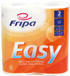 Fripa Rouleau d'essuie-tout Easy, 2 couches, extra blanc